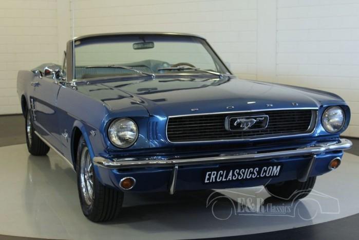 Ford Mustang Cabriolet 1966 kopen