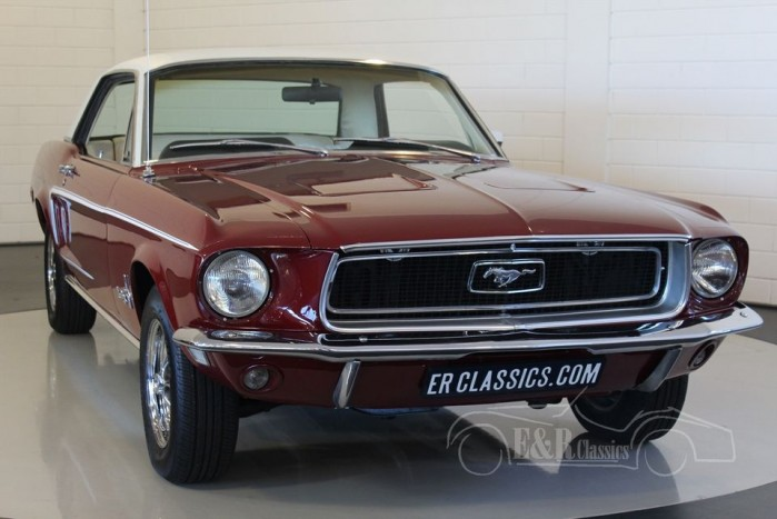 Ford Mustang Coupe 1968 kopen