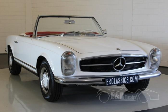 Mercedes-Benz 230SL Cabriolet 1965 kopen