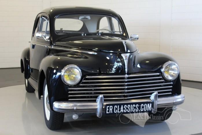 Peugeot 203C Saloon 1954  kopen