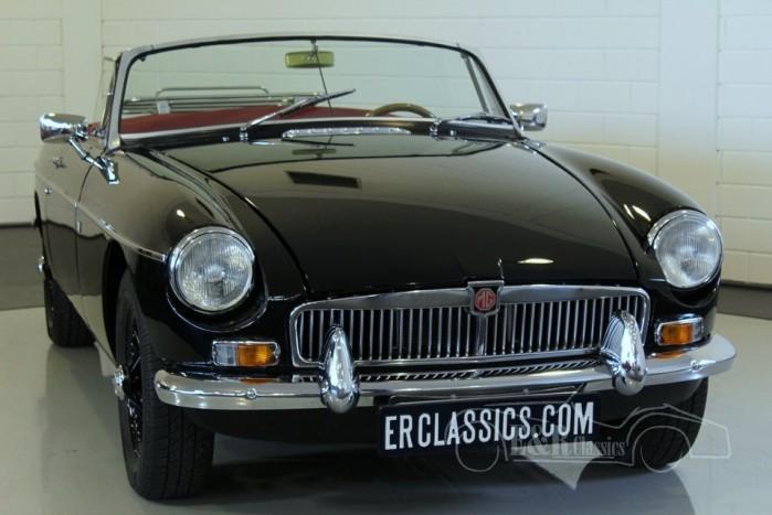 MG MGB Cabriolet 1968 kopen