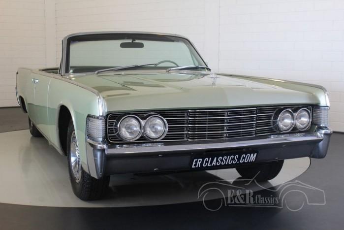 Lincoln Continental Convertible 1965 kopen