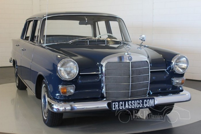Mercedes Benz 230 Heckflosse 1967 kopen