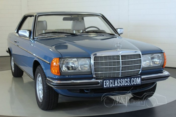 Mercedes-Benz 230 C Coupe 1979 kopen