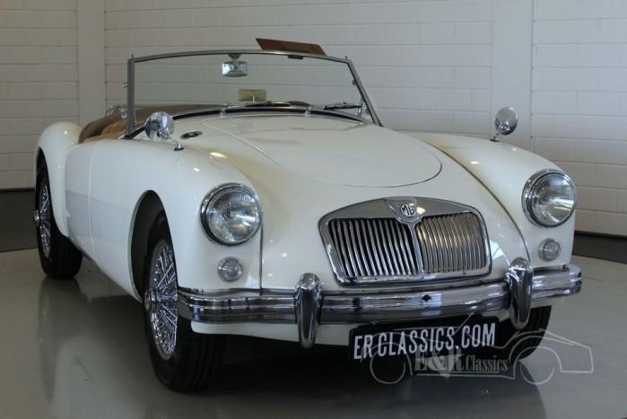 MG MGA Cabriolet 1956 kopen