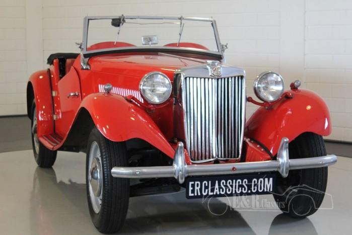 MG TD Cabriolet 1951 kopen