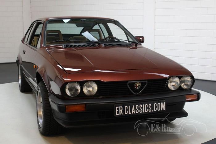 Alfa Romeo Alfetta GTV 2.0 1986 kopen