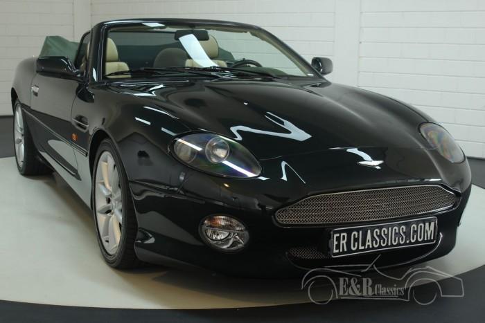 Aston Martin DB7 V12 2001  kopen