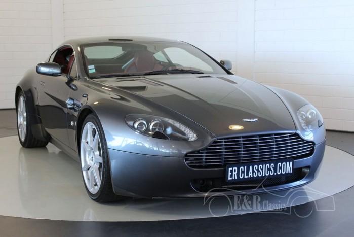 Aston Martin V8 Vantage 2006 coupe kopen