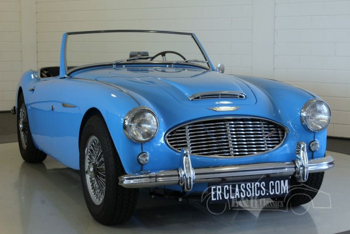 Austin-Healey 3000 MKI 1960  kopen