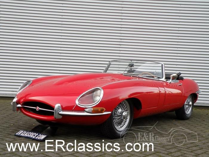 Jaguar 1961 kopen