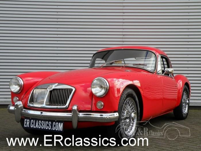 MG MGA Coupe 1958 kopen