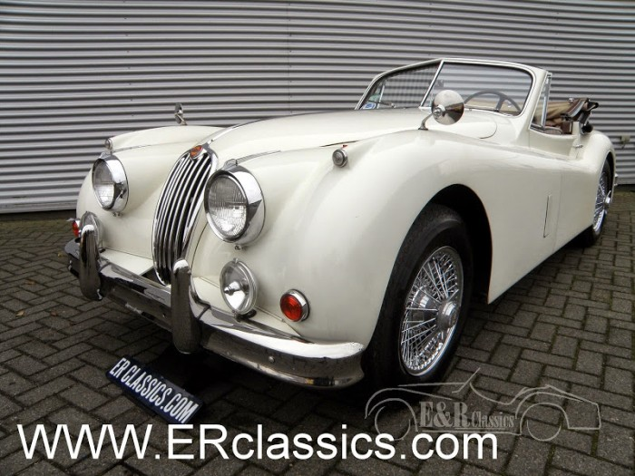 Jaguar 1957 kopen