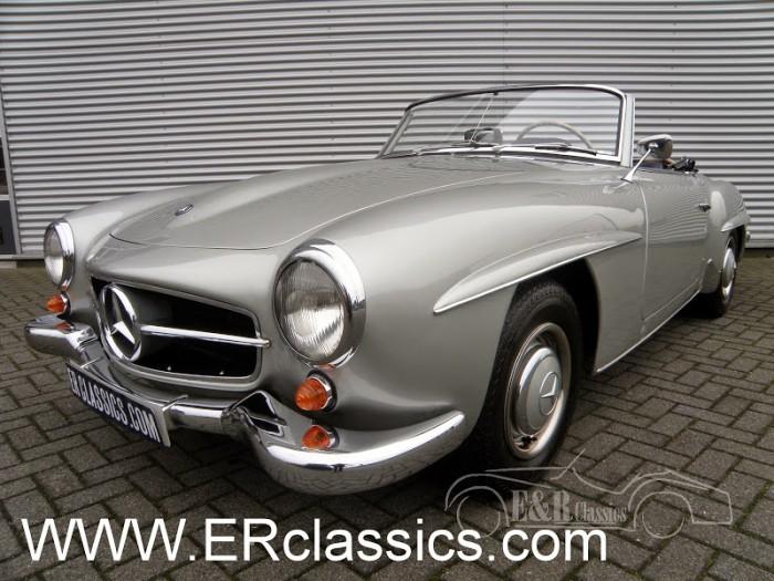 Mercedes 1956 kopen