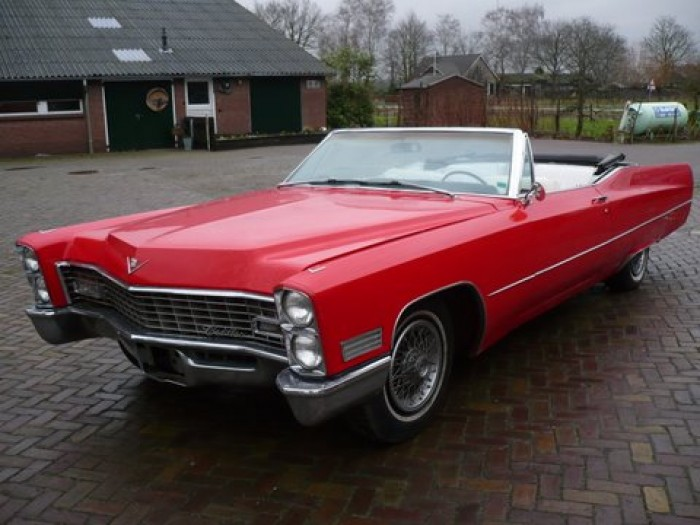 Cadillac 1967 kopen