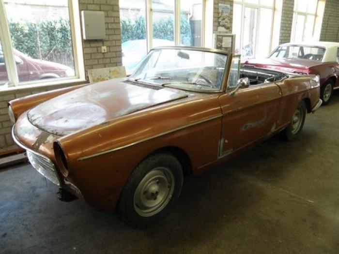 Peugeot 1964 kopen