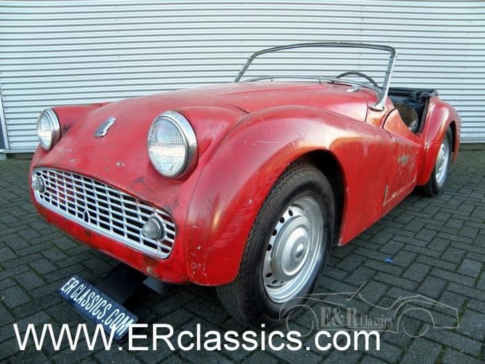 Triumph TR3 1958 kopen