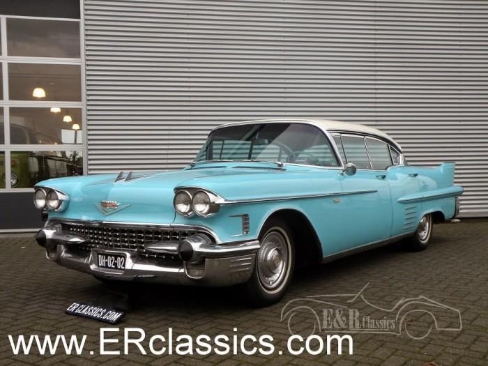 Cadillac 1958 kopen