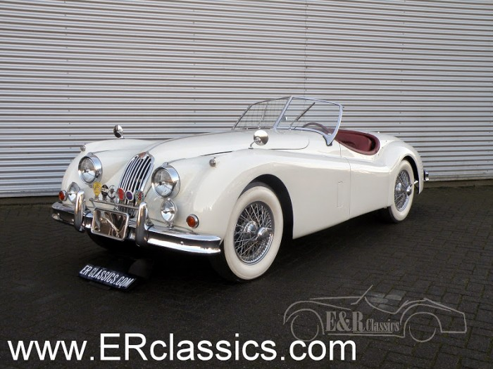 Jaguar 1956 kopen