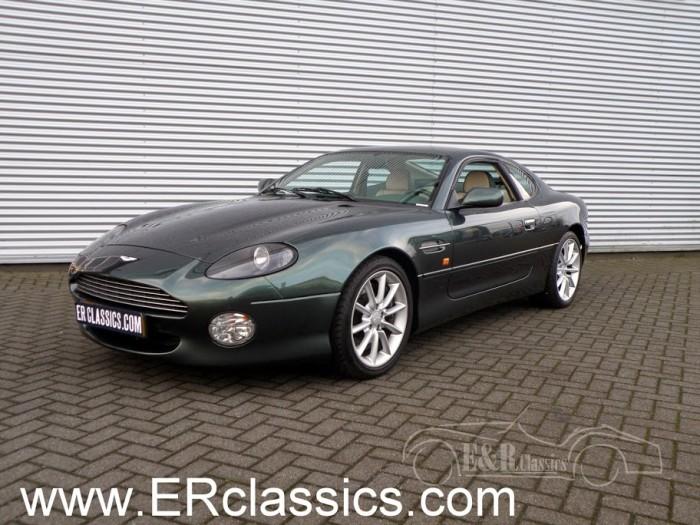 Aston Martin 2000 kopen