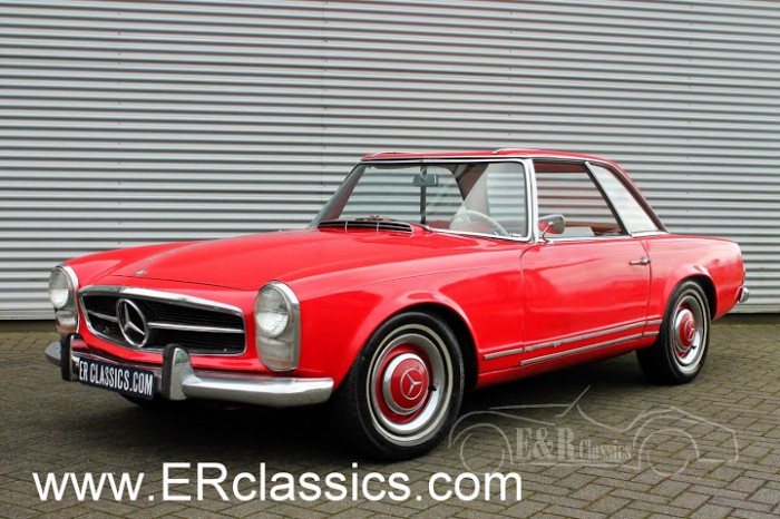 Mercedes 1964 kopen