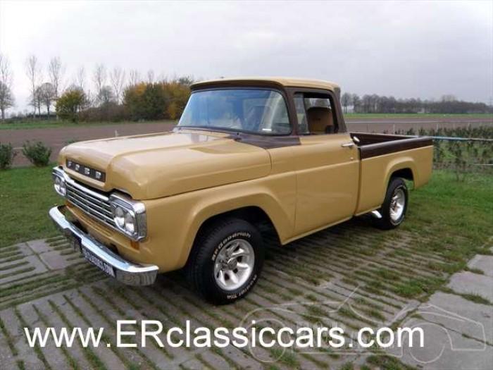 Ford 1959 kopen