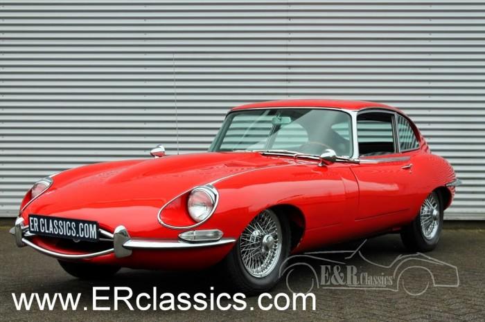 Jaguar E-Type 1967 kopen