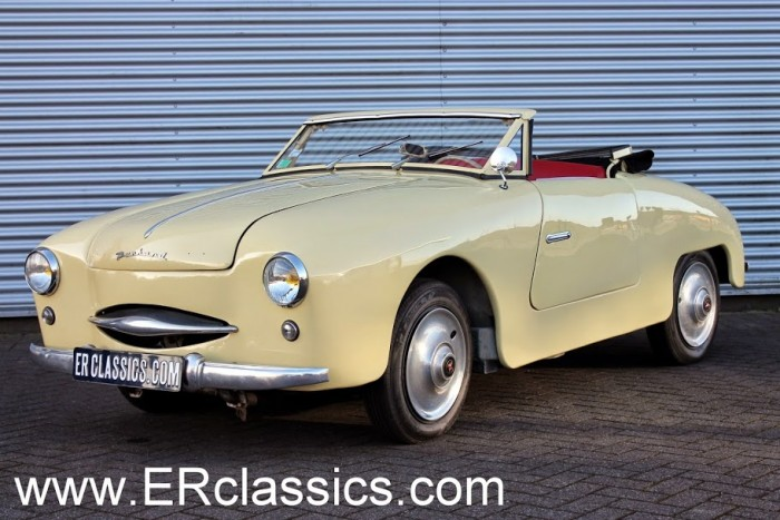 Panhard Dyna Junior Cabriolet 1954 kopen