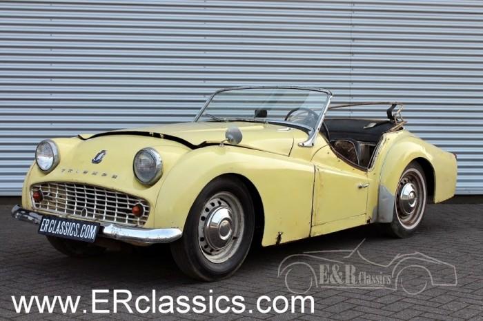 Triumph TR3 1961 kopen
