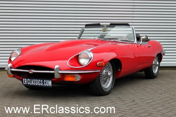 Jaguar E-Type Cabriolet 1969 kopen