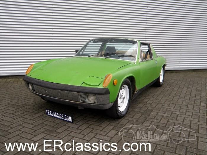 Porsche 1972 kopen
