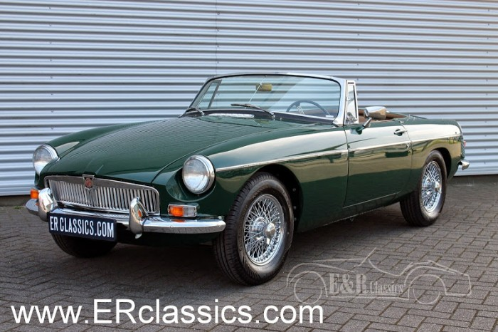 MG 1967 kopen