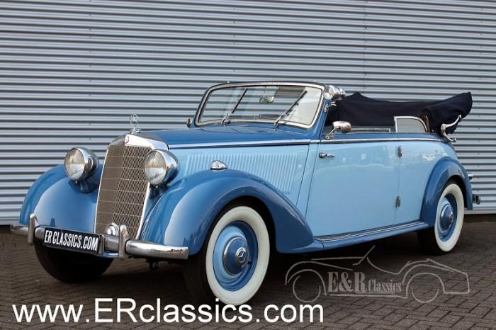 Mercedes Benz 230 1939 kopen