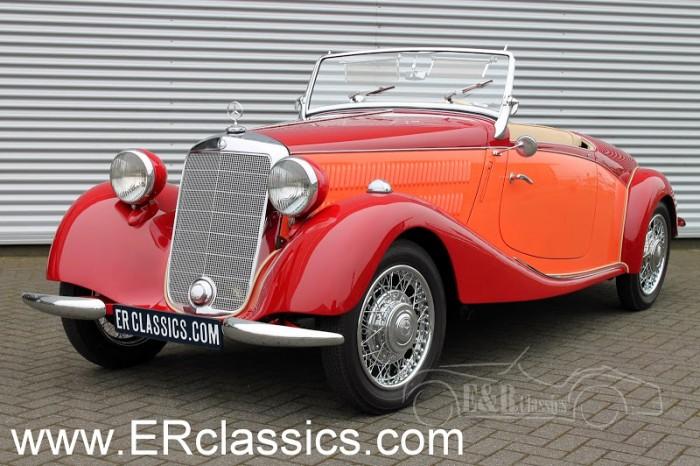 Mercedes 1938 kopen