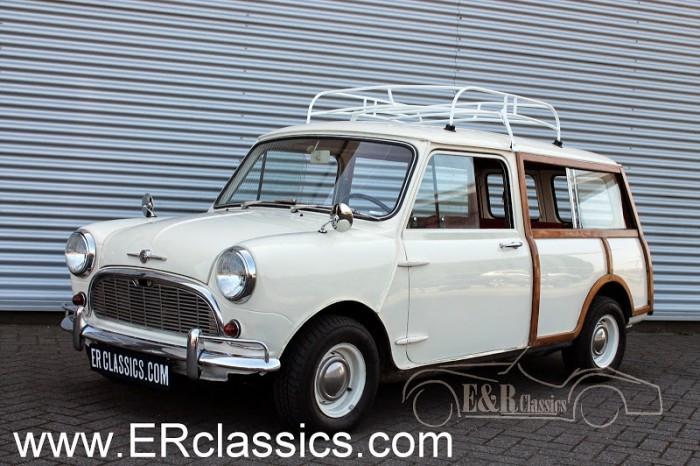 Morris Mini Traveller 1966 kopen