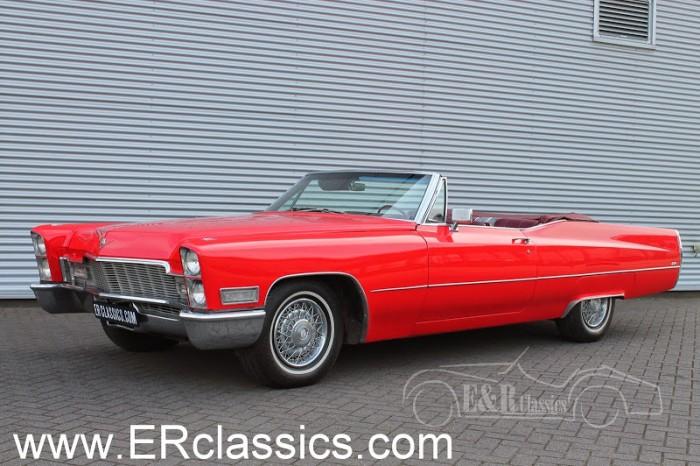 Cadillac 1968 kopen