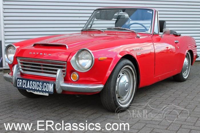 Datsun Fairlady Cabriolet 1969 kopen