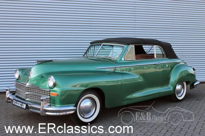 Chrysler Newyorker Cabriolet 1946 kopen