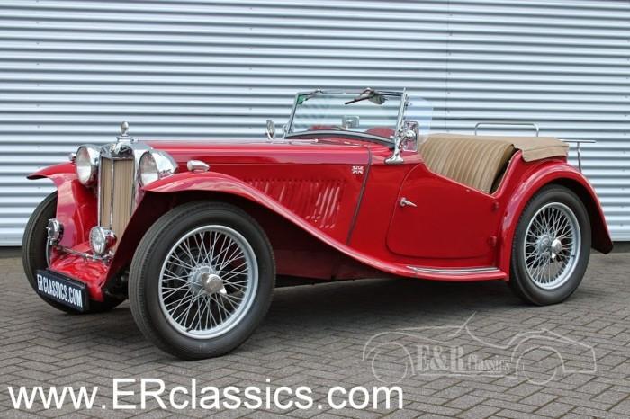 MG TC 1947 kopen
