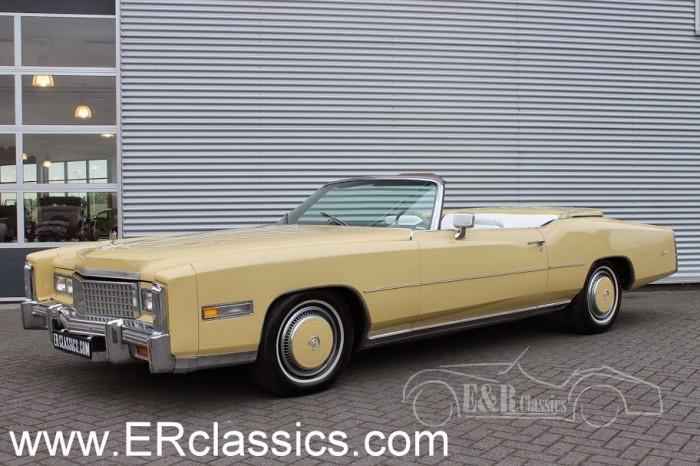 Cadillac 1975 kopen