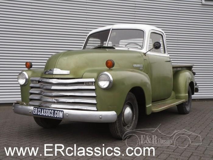Chevrolet 3100 Pickup 1949 kopen