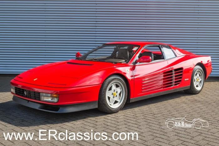 Ferrari Testarossa Coupe 1988 kopen