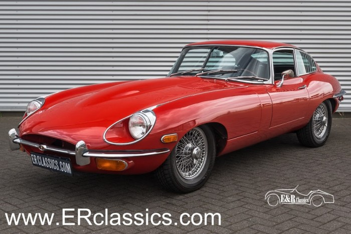 Jaguar E-Type 1969 kopen