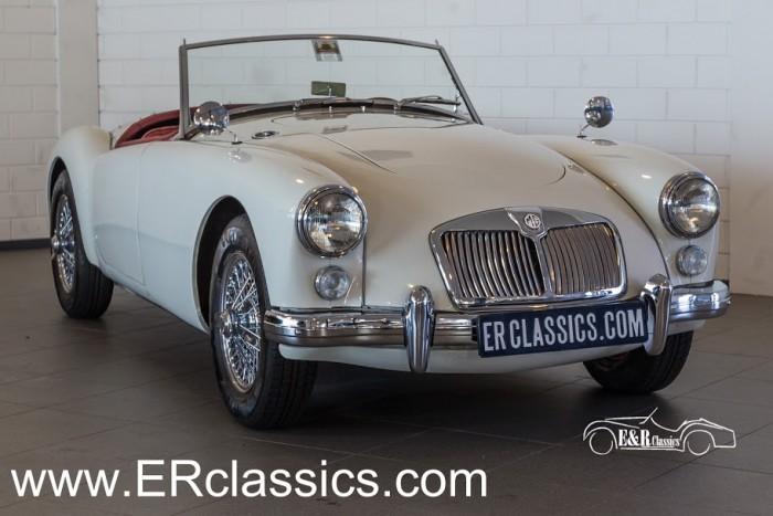 MG MGA 1961 kopen
