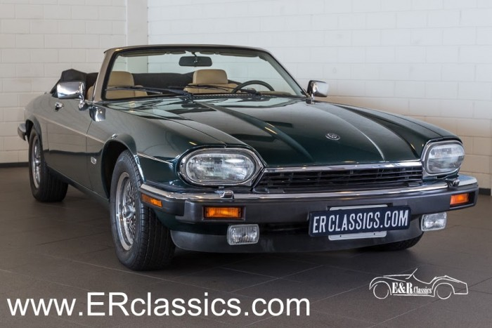 Jaguar XJS Cabriolet 1992 kopen