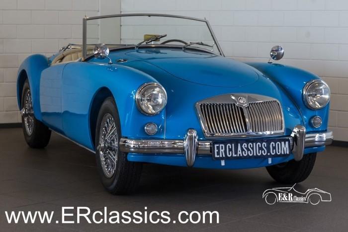 MG MGA Cabriolet 1958 kopen