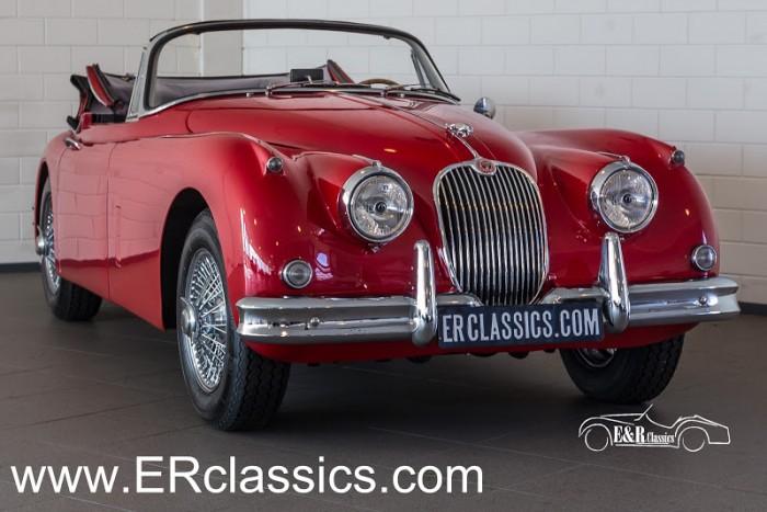 Jaguar XK150 1960 kopen