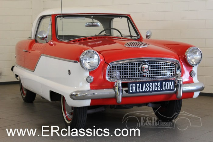 Nash Metropolitan 1961 kopen
