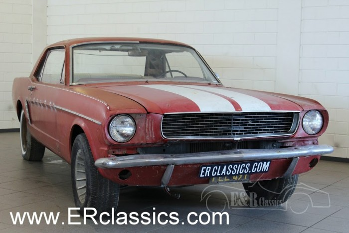 Ford Mustang Coupe 1965 kopen