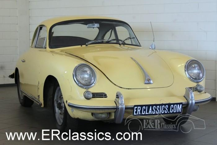 Porsche 356 B Coupe 1963 kopen